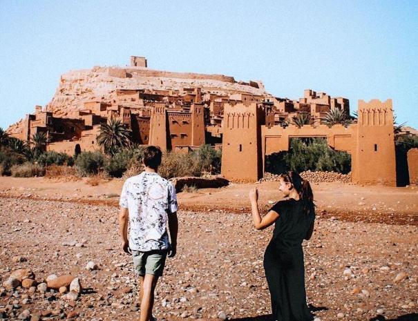 Visitar de la kasbah 5 dias itinerario en Marruecos de 5 dias desde Tanger a Marrakesh