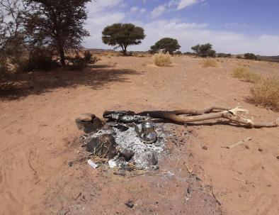excursion desierto merzouga marruecos
