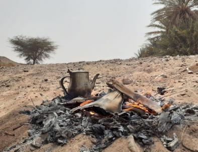 Tea en Marruecos con actividades de glamping y trekking y excursion en desierto Merzouga