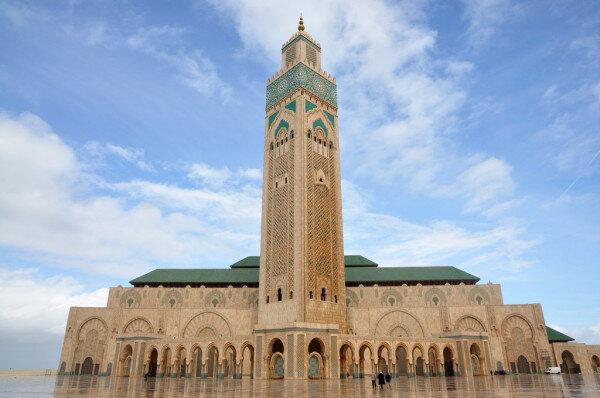 Casablanca al desierto Ruta de 2 semanas en Marruecos