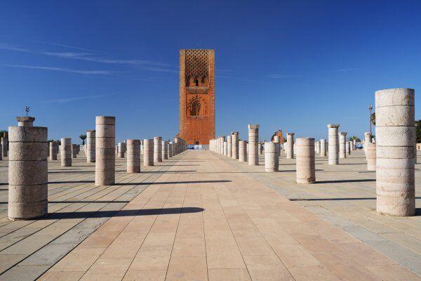 Rabat con Ruta de 2 semanas en Marruecos