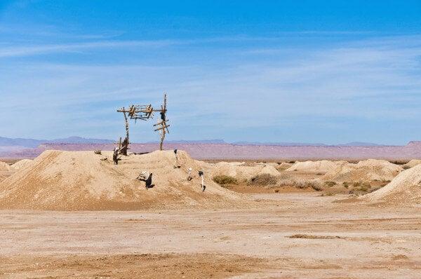 sistema de agua con excursiones desde Fez, tours privados y grupales por el desierto