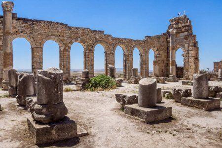 excursiones privadas y de grupo desde Fes a Meknes