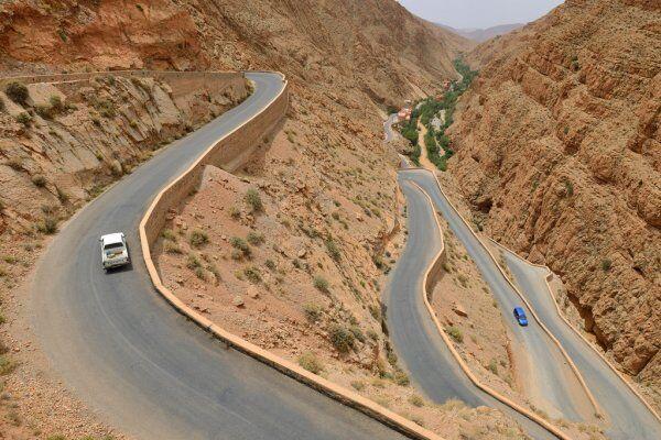 Boumalne dades en 3 días de ruta por el desierto desde Fez a Marrakech