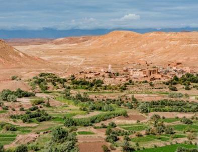 cuidad con viaje de 4 días en Marruecos Desde Fez a Marrakech