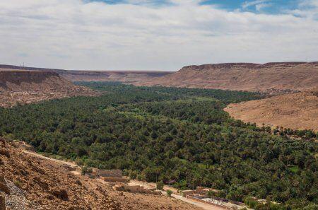 Vallay de ziz, vamos a visitar lo con nuestro Ruta de 2 semanas en Marruecos