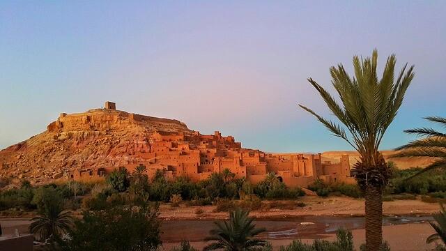 excursion desierto merzouga desde marrakech 4 dias