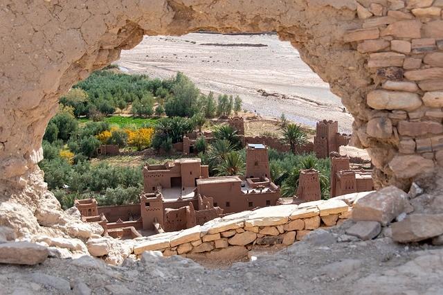Con nuestro Marrakech 6 dias ruta vamos a visitar Ait benhaddou