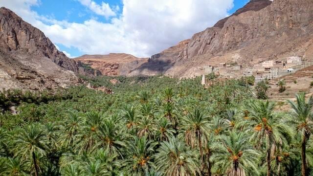 tour por al desierto desde marrakech a fez via Merzouga