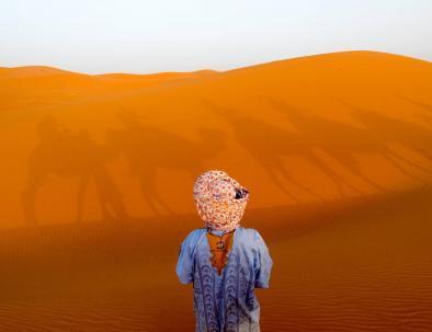 Viaje de 6 días de Fes a Marrakech.