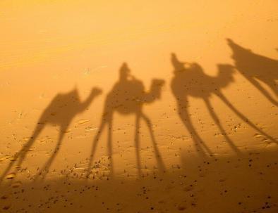 excursion por el desierto de Merzouga