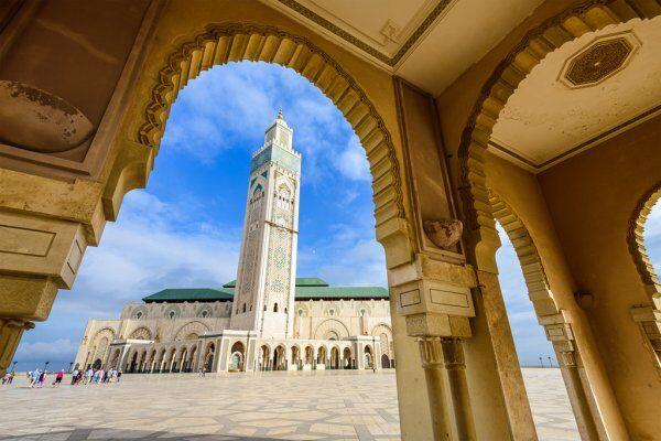 Casablanca ona cuidade de visitar con nuestro itinerario marruecos 7 dias
