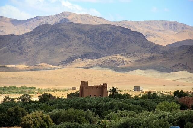 Ruta de 4 dias Marrakech al desierto de Merzouga