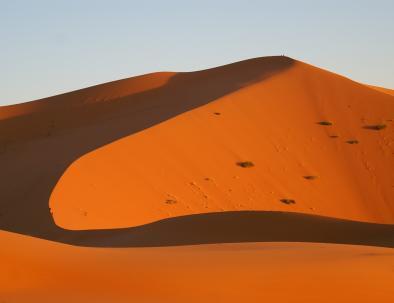 Merzouga desierto, viaje desde marrakech en 5 dias