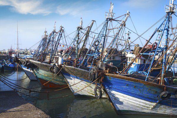 La cuidade de Essaouira, ona de favouritos lugares de nuetros 10 dias en Marruecos, ruta y itinerario del viaje desde Casablanca