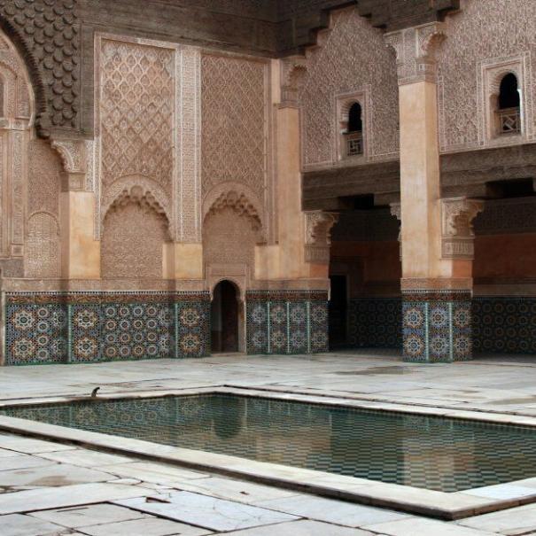 2 dias desde casablanca en marruecos a traver Rabat