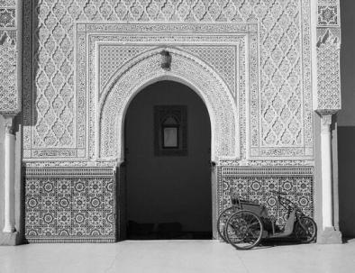 puertas en Fez Marruecos