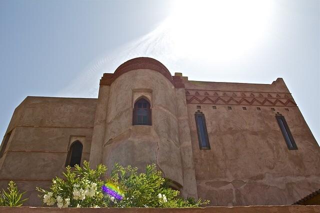 Circuito de 5 dias desde Marrakesh a Fez via Al desierto de Merzouga.