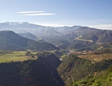 ruta de 2 dias desde marrakech a el desierto de zagora