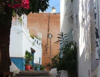 Calle con Fez a Chefchaouen 2 días de excursión a través de Meknes