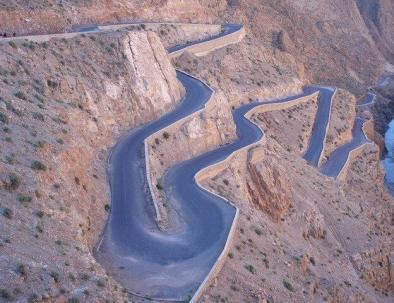 ruta de dos días desde Marrakech al desierto de Zagora