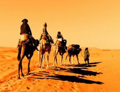 El sahara con nustro 10 dias en Marruecos desde casablanca itinerario