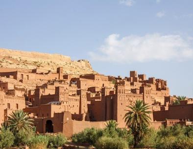 ruta de 3 dias desde Marrakech al desierto de Merzouga