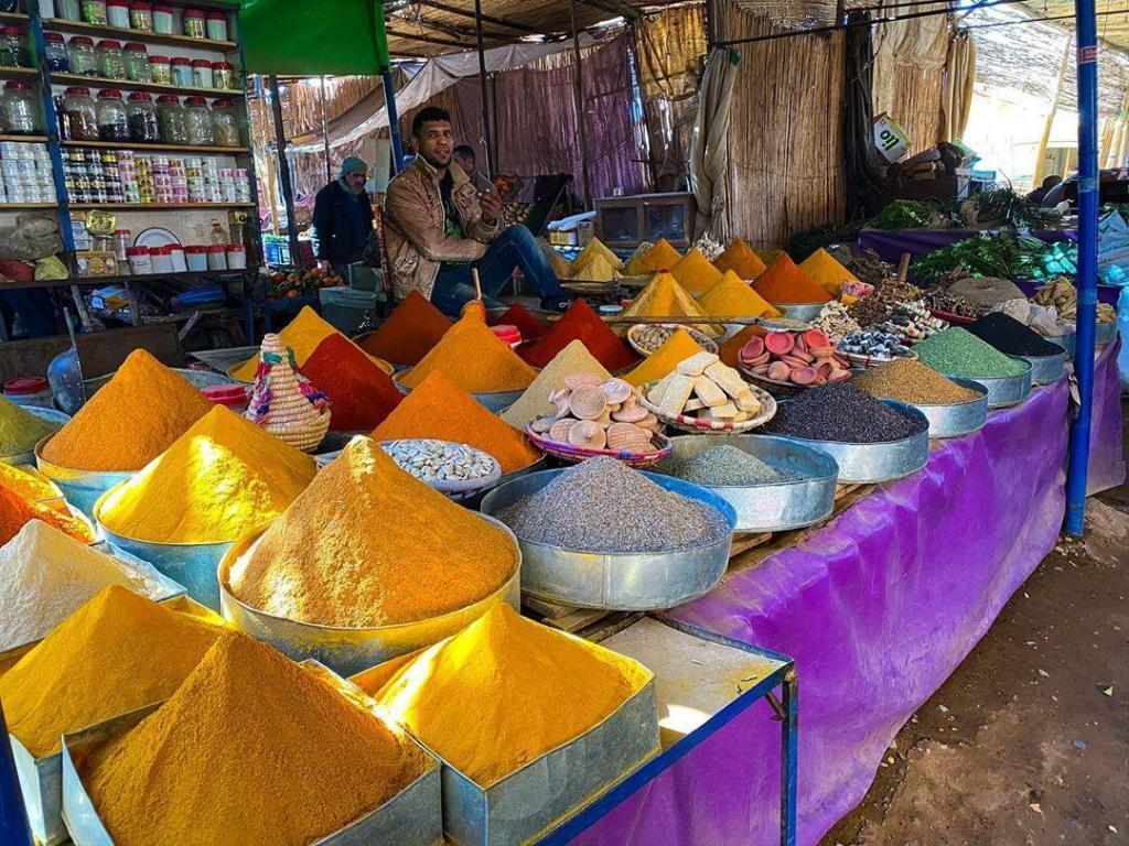 specias de Marruecos