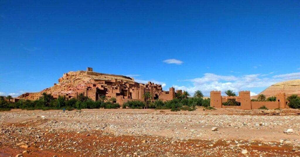 Kasbah Ait Ben Haddou en Marruecos