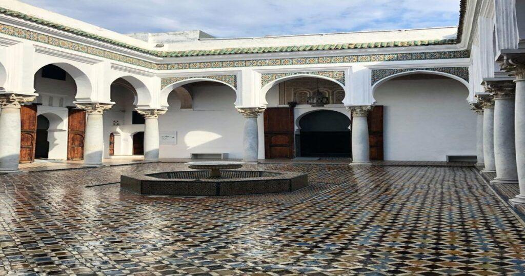 Kasbah Mesueum en Chaouen, Marruecos