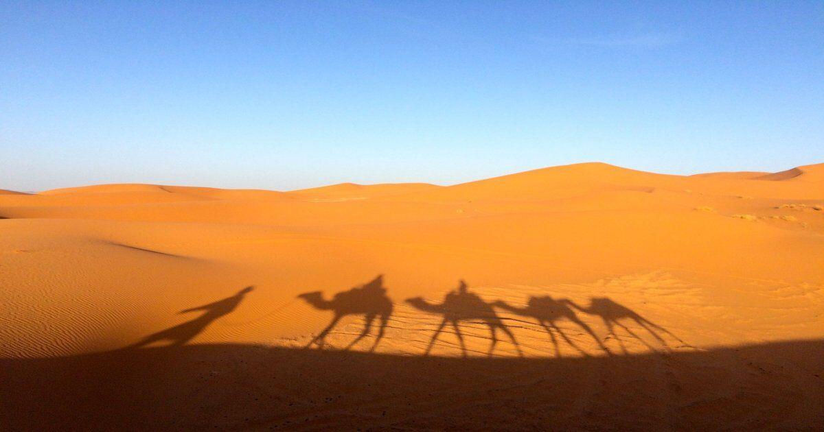 4 días en Marruecos, desierto viaje de Fez a Marrakech