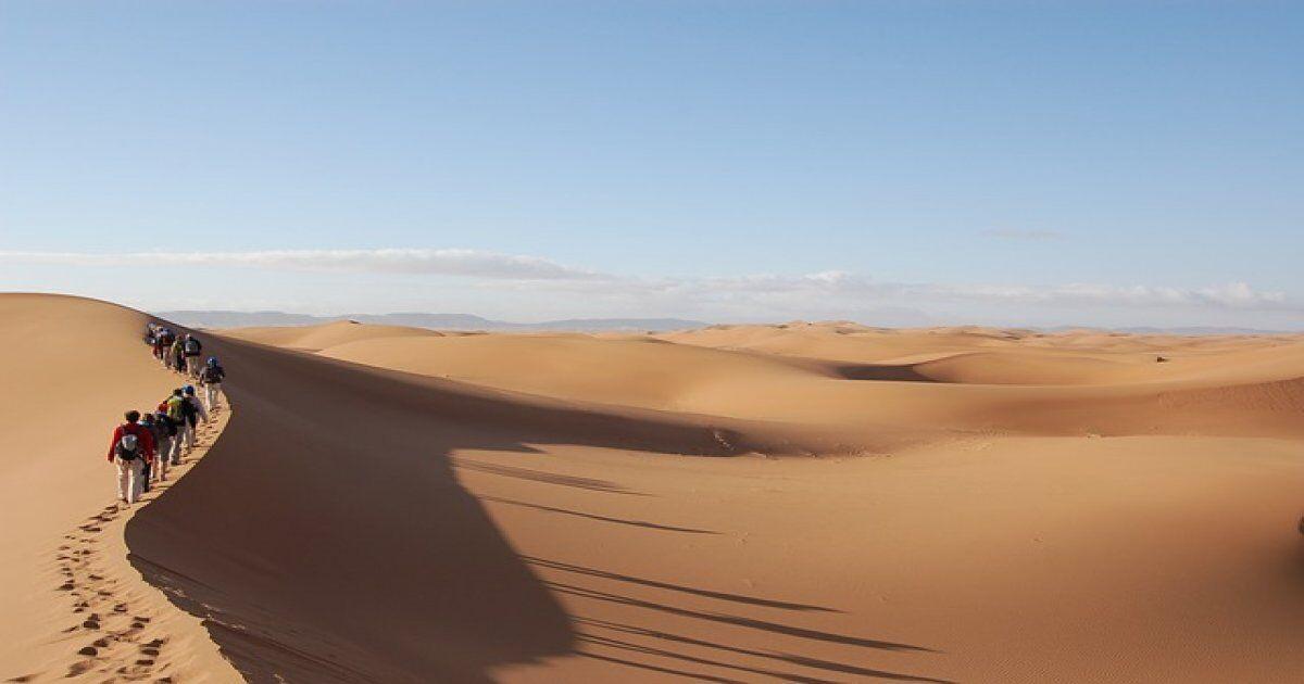 Marruecos rutas y giras, 2 dias excursion desde Marrakech al desierto de Zagora