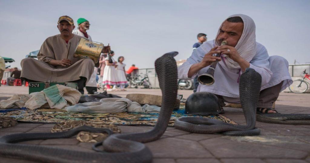 La gente Arabe de Marruecos