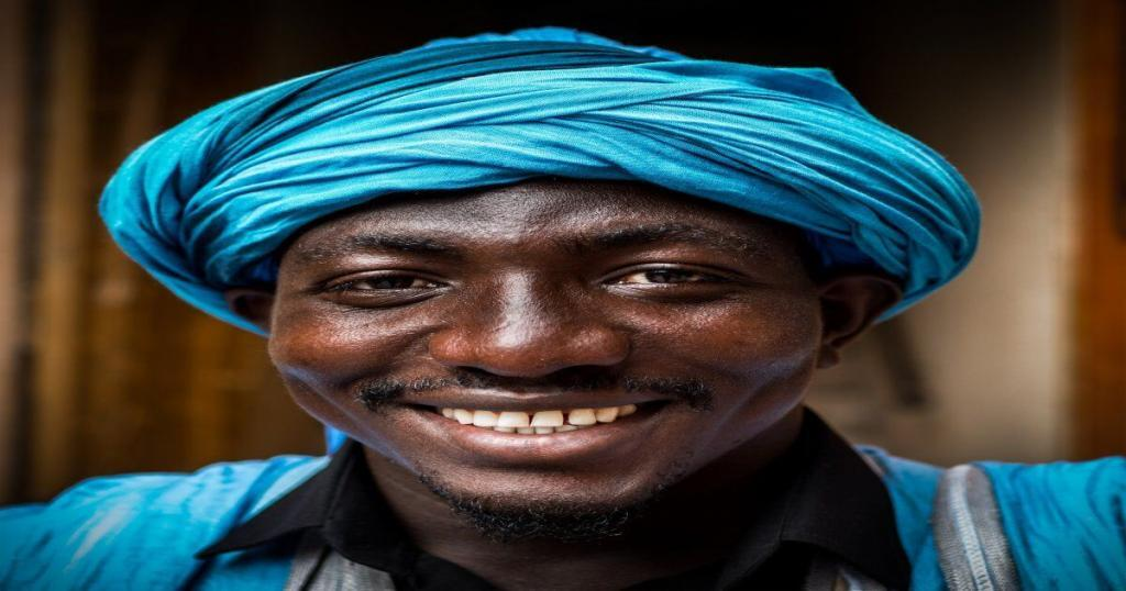 La gente Bereber de Marruecos
