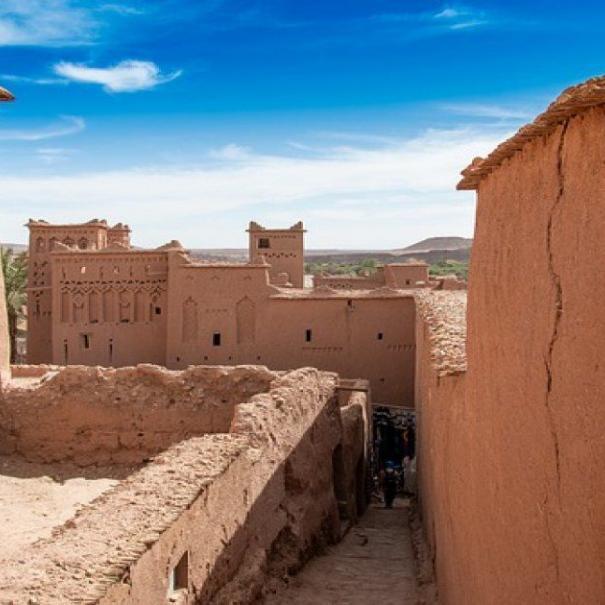 Viaje de 5 dias Marrakech al desierto de Merzouga