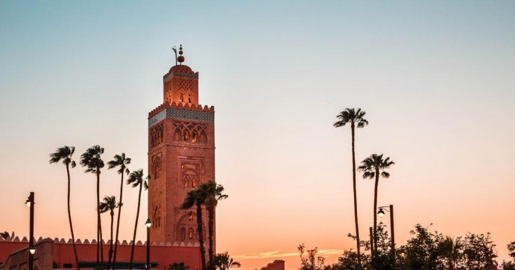 Mejor época para viajar Marruecos y Marrakech