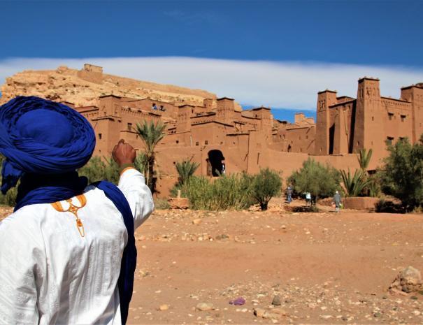 rutas desde casablanca de Marruecos