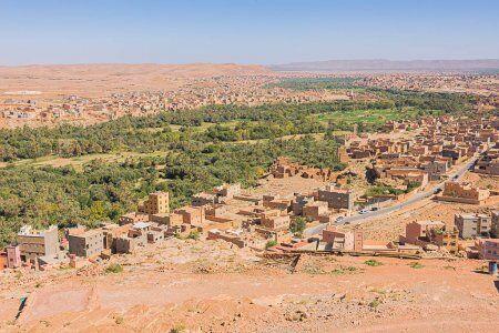 Tinerhir en Marruecos con nuestro tours y excursiones desde Fes