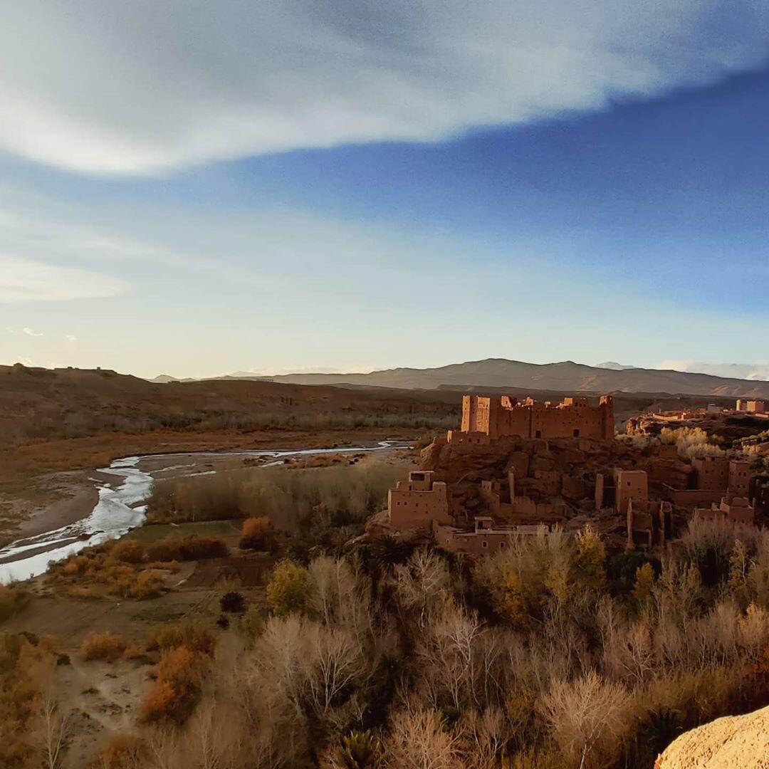 Valle en Marruecos