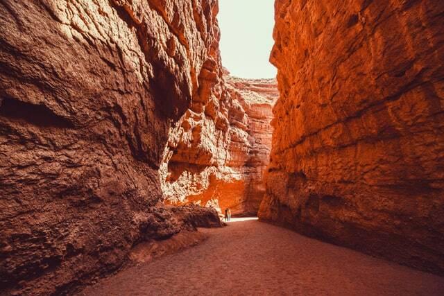 ruta por las gargantas de todra desde marrakech a fez