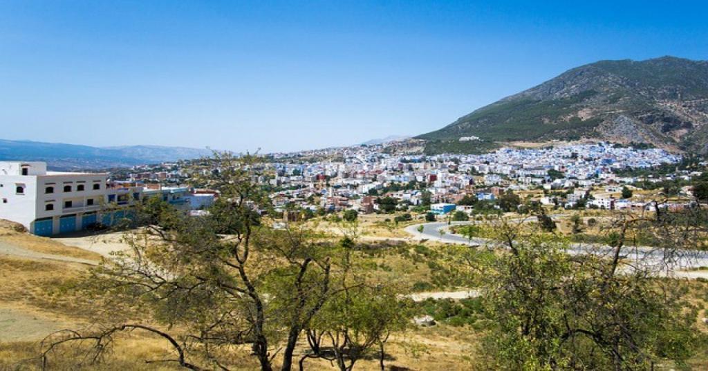 Chefchaouen la perla azul, las mejores lugares de interés en Marruecos