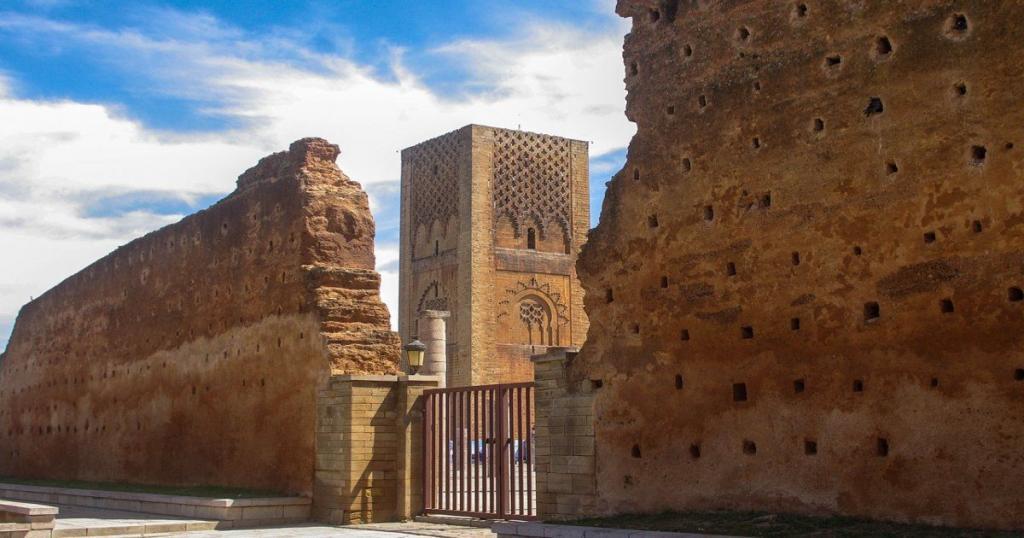 Rabat Ciudad de Marruecos