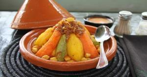 Cuscus de Marruecos