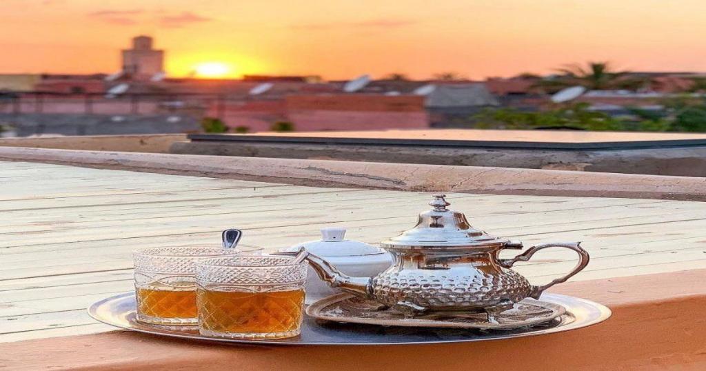 Té a la menta de Marruecos