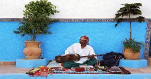 Música gnawa de Marruecos