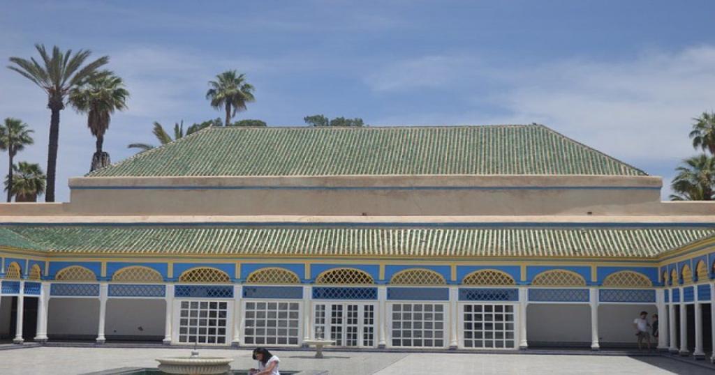 arquitectura morisca, edificios famosos en Marruecos
