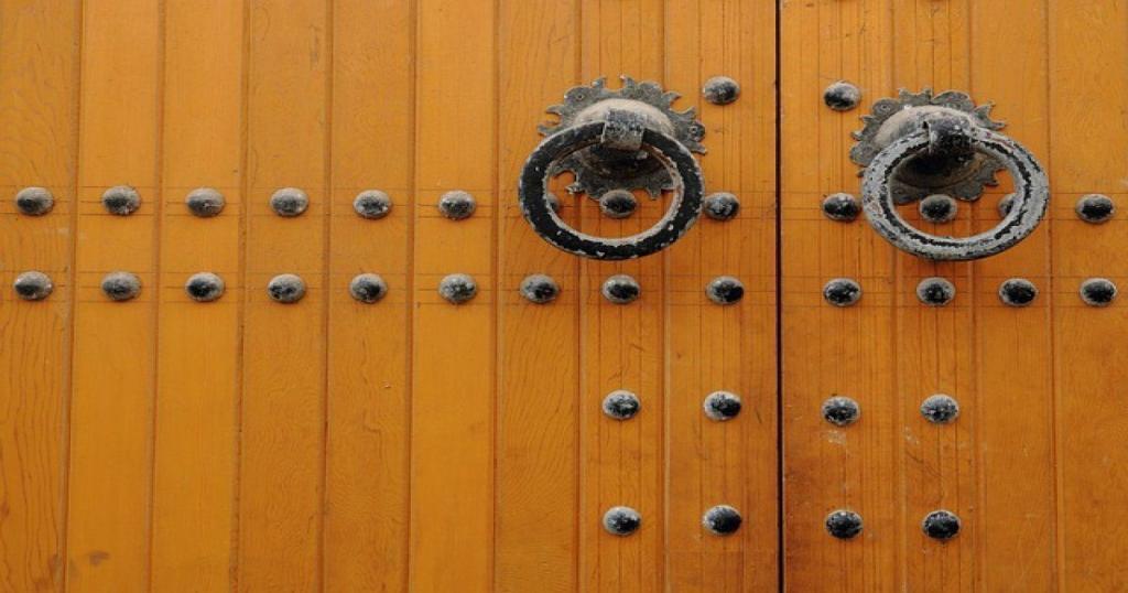 Puertas marroquíes, estilos de arte