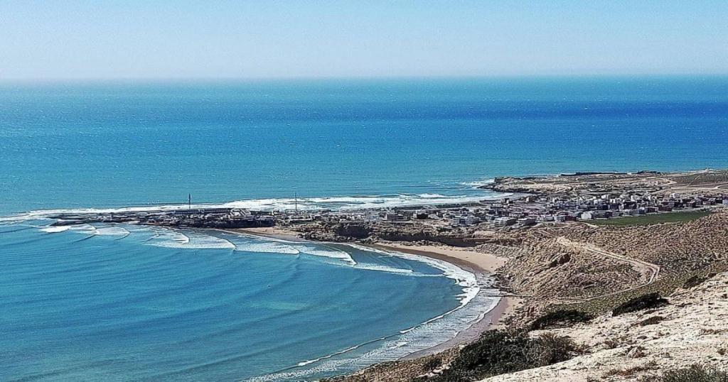 La playa de Imsouane