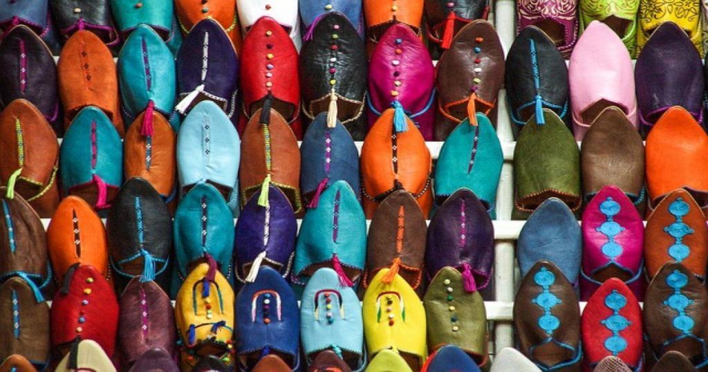 Cuero, qué comprar en Marruecos
