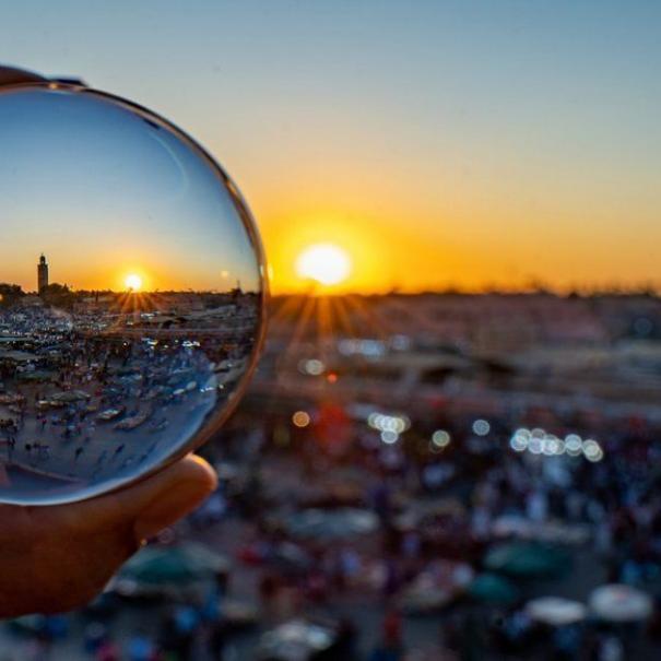 Ruta de 6 días desde Casablanca